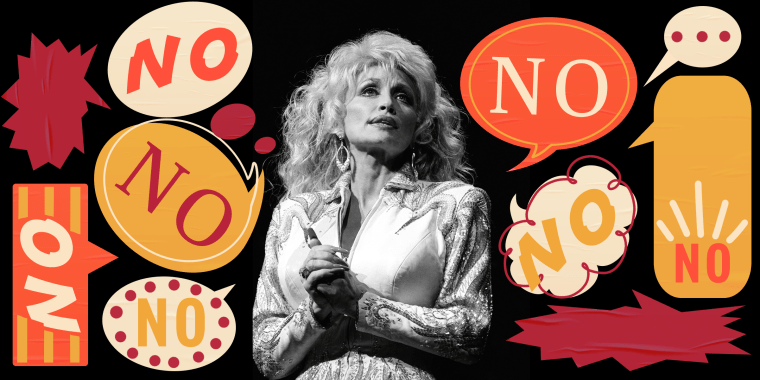 Dolly Parton made headlines recently when she asked Tennessee legislators not to put a statue of her at the state Capitol. But the queen of country music has a history of turning down offers other artists would likely leap at.