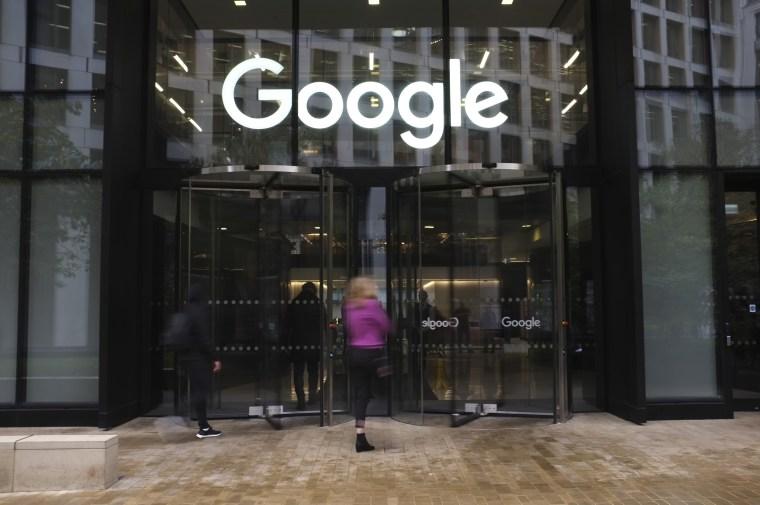 Image: Google headquarters in London