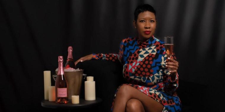 Marvina Robinson, CEO of Stuyvesant Champagne.
