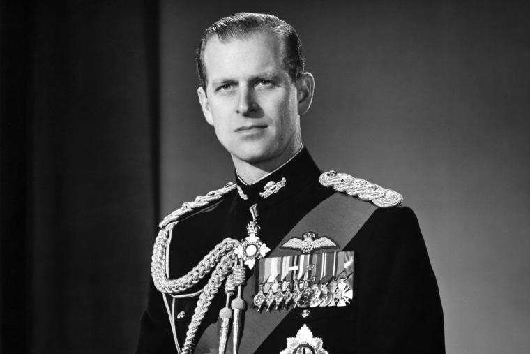 Prince Philip, husband of Britain's Queen Elizabeth II ...