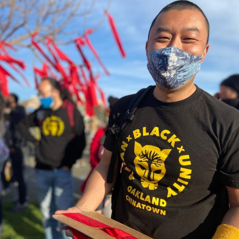 Amid wave of violence, Asian Americans, Black communities build coalitions
