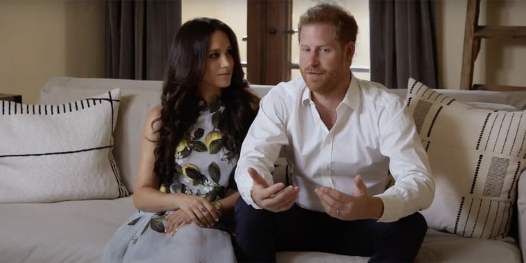 The Duke and Duchess of Sussex made a surprise appearance in a new Spotify promo video, where they shared details about the podcasts they'll create through Archewell Audio.