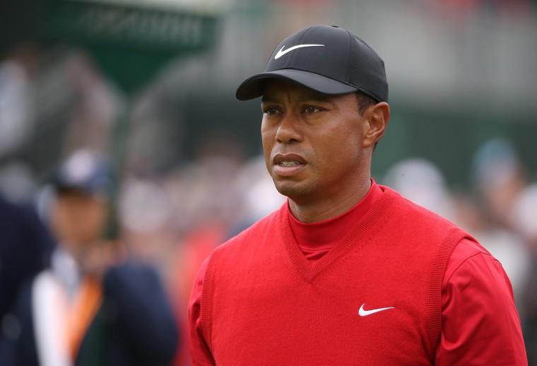 Image: Tiger Woods, U.S. Open - Final Round