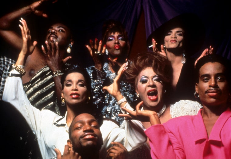 """Image: """"Paris is Burning,"""" a documentary that showcased ballroom culture."""