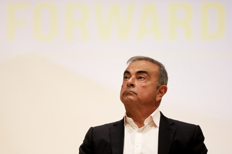Image: FILE PHOTO: Carlos Ghosn to unveil ambitions plan to help Lebanon economy