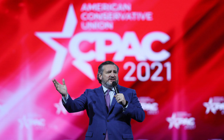 Sen. Ted Cruz