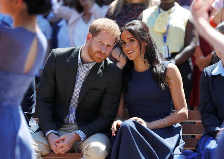 Image: The Duke And Duchess Of Sussex Visit Australia - Day 4