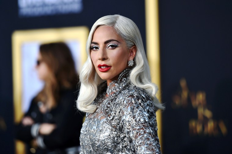 """Image: Lady Gaga, Premiere Of Warner Bros. Pictures' """"A Star Is Born"""" - Arrivals"""