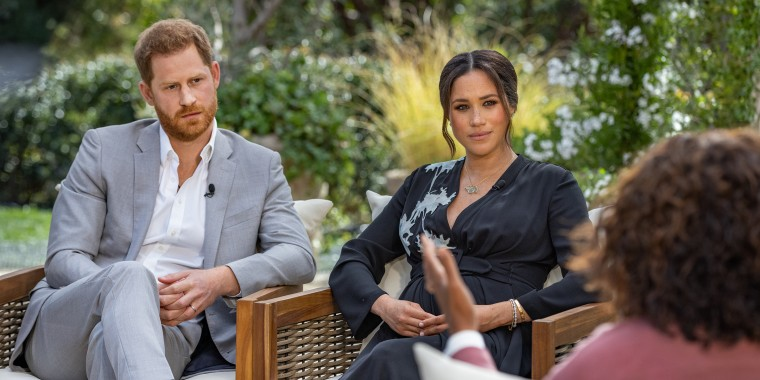 Oprah interview with Harry and Meghan