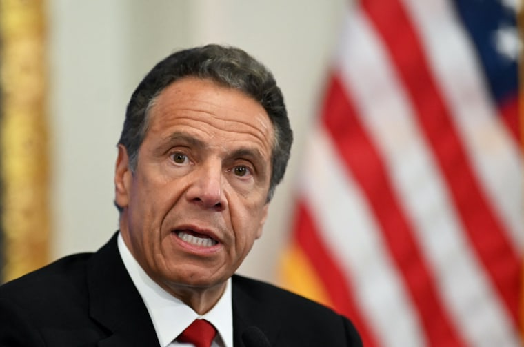 Image: FILES-US-POLITICS-ASSAULT-CUOMO