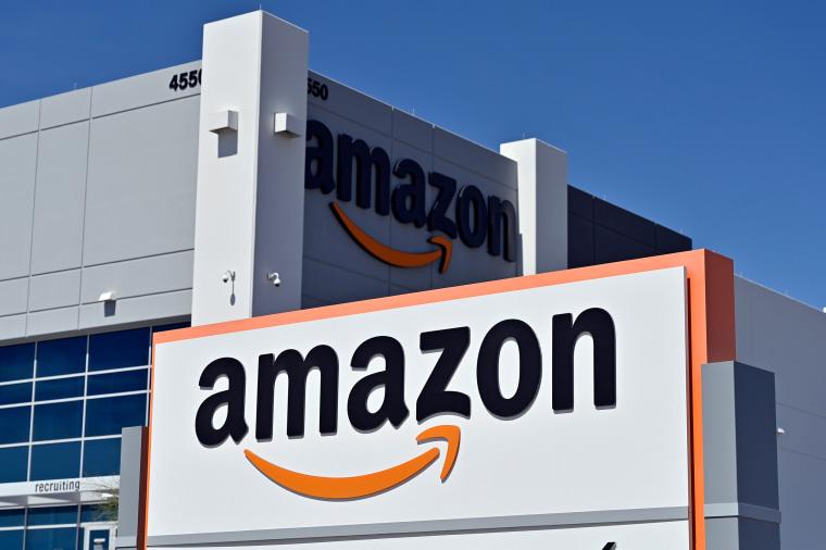 Image: Amazon Distribution Center, North Las vegas