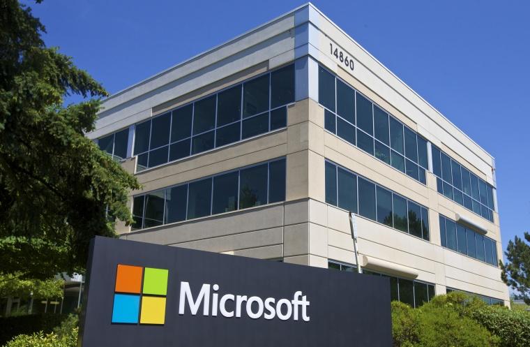 Image: Microsoft campus