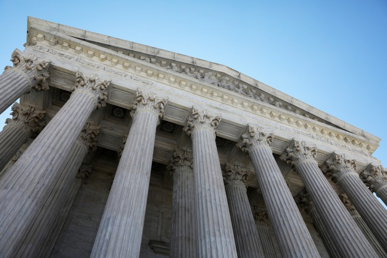 Image: FILE PHOTO: A general view of the U.S. Supreme Court building in Washington