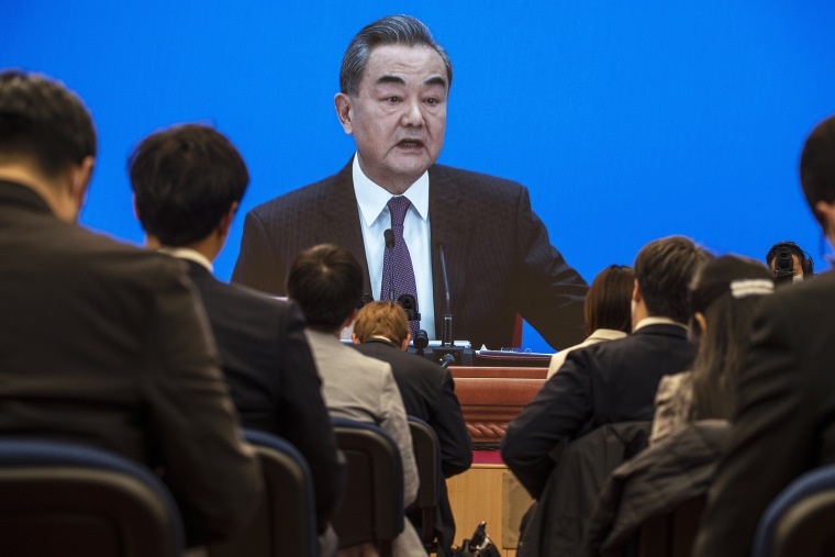 Image: China Holds Annual Two Sessions Meetings Amid Global Pandemic