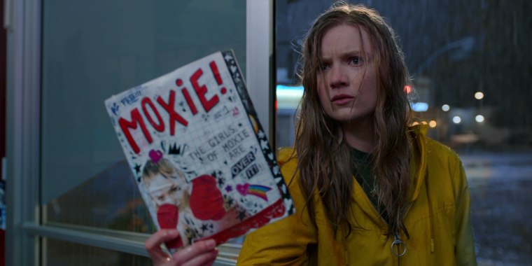 The film is based off of a young adult novel by Jennifer Mathieu.