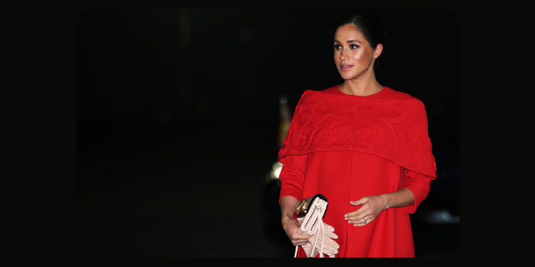 While the former Meghan Markle's circumstances were indeed unique, many women can relate to having feelings of sadness and depression during pregnancy.