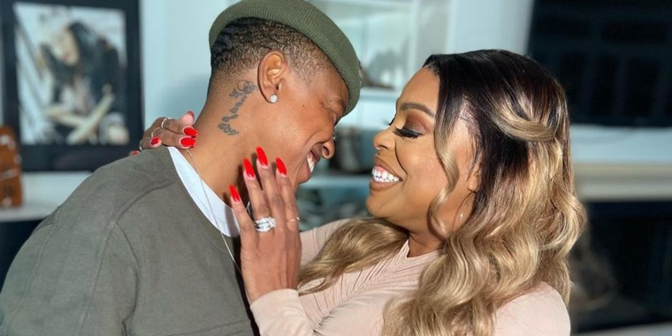 Jessica Betts and Niecy Nash were friends for several years before they fell in love and got married last year.