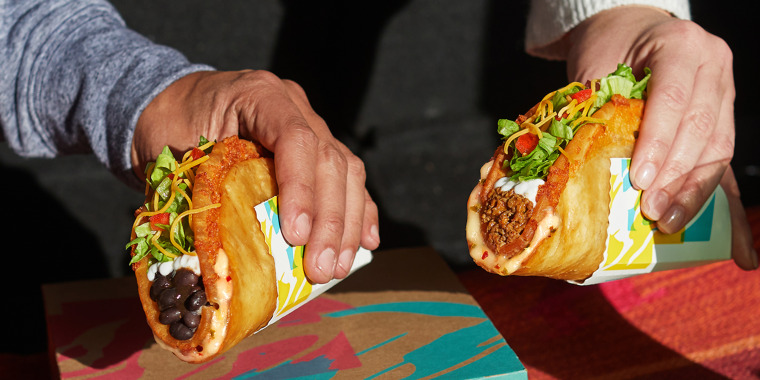 The Quesalupa is back and it's cheesier than ever — 50%, to be exact.