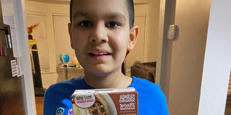 Boy with autism gets waffle recipe after brand discontinues product