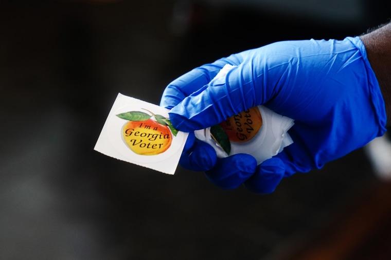 Image: Atlanta vote