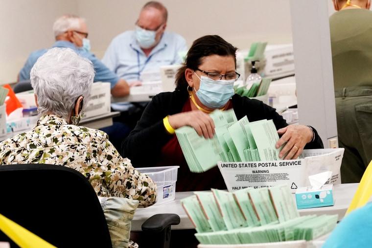Image: Arizona vote