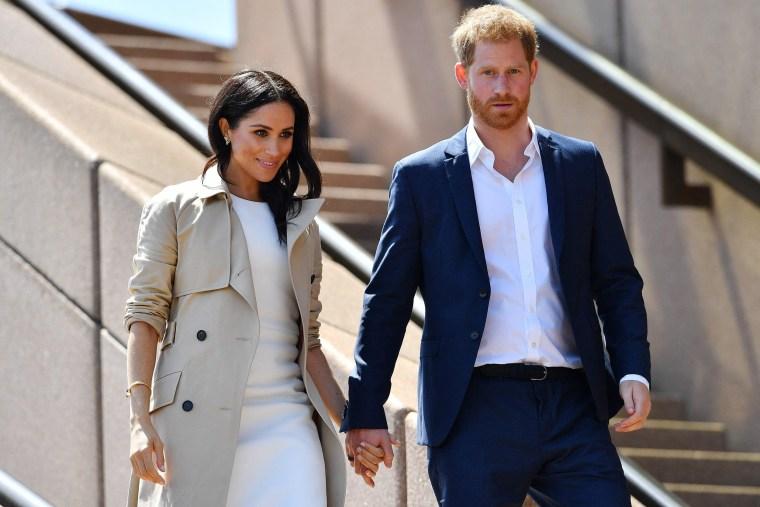 Image: Prince Harry, Meghan