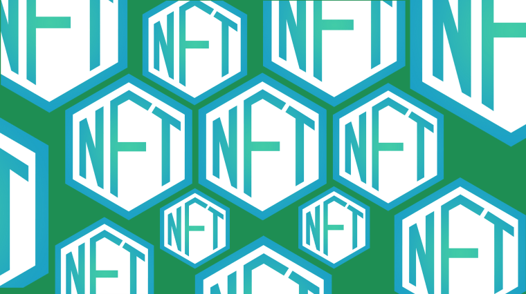 Image: Illustration of NFT
