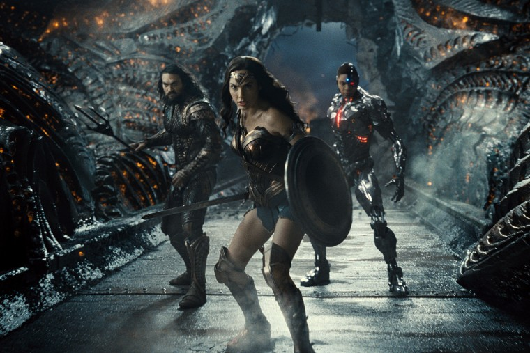 Justice League' Snyder cut on HBO Max is still a mess — just way longer