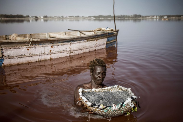 Image: TOPSHOT-SENEGAL-TOURISM-ECONOMY