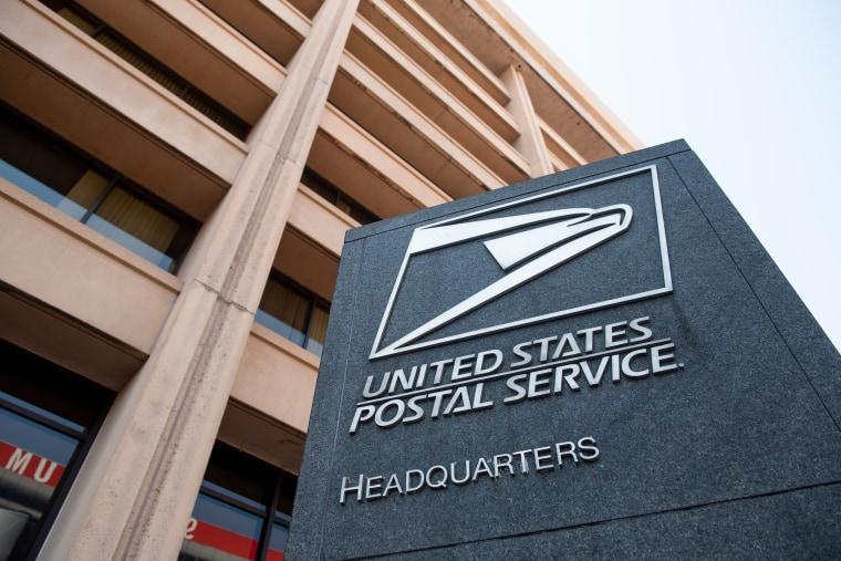 Image: USPS HQ