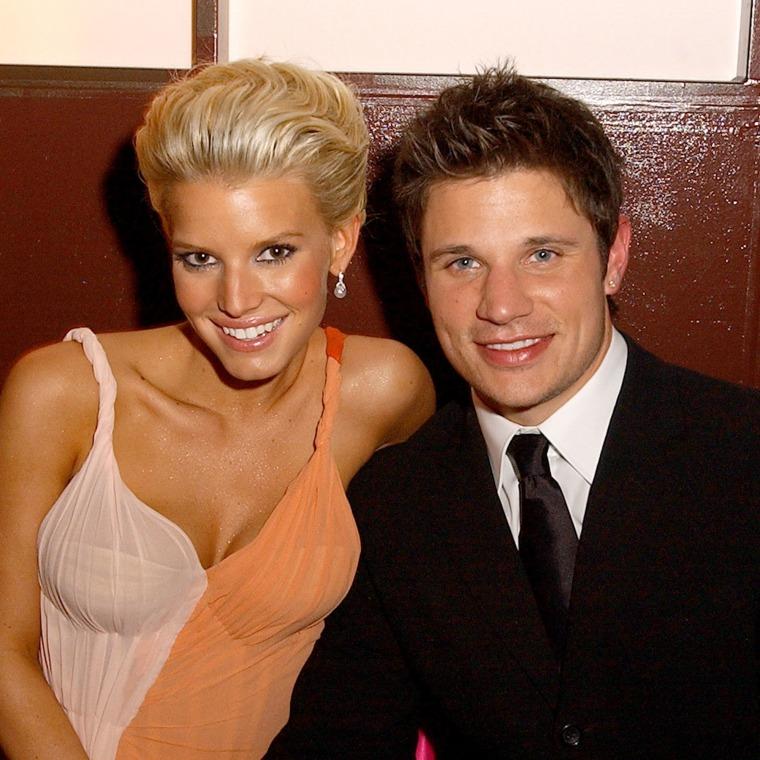 Nick Lachey y Jessica Simpson
