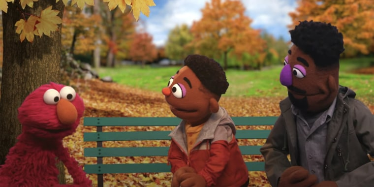 "New Black Muppets on ""Sesame Street"""