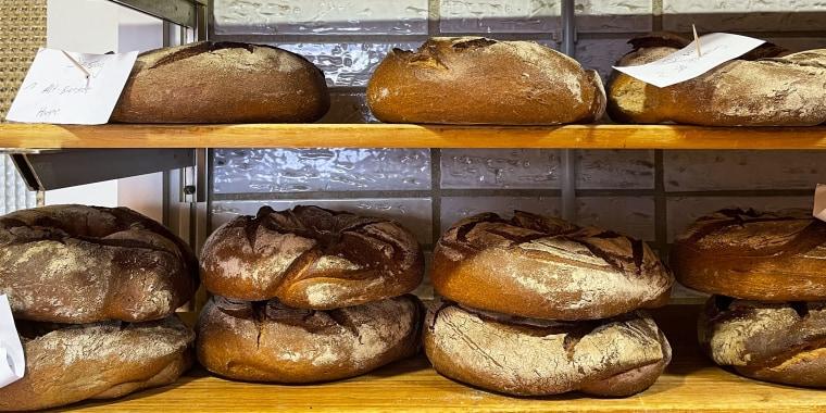 Coelven bakery in Duesseldorf, Germany