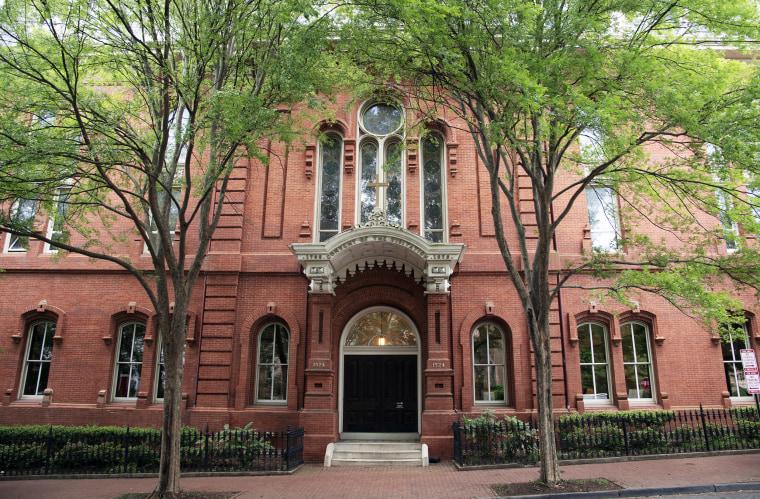 The Georgetown Visitation Preparatory School