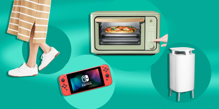 Shop the best new products including the Nintendo Switch, Uniqlo masks, Madewell sneakers, Blueair air purifiers, Schick razors and more.