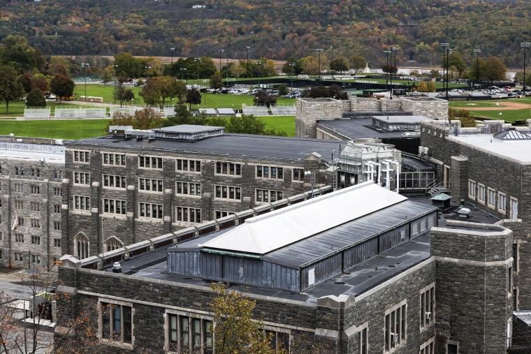 The U.S. Military Academy in West Point, N.Y., in 2014.