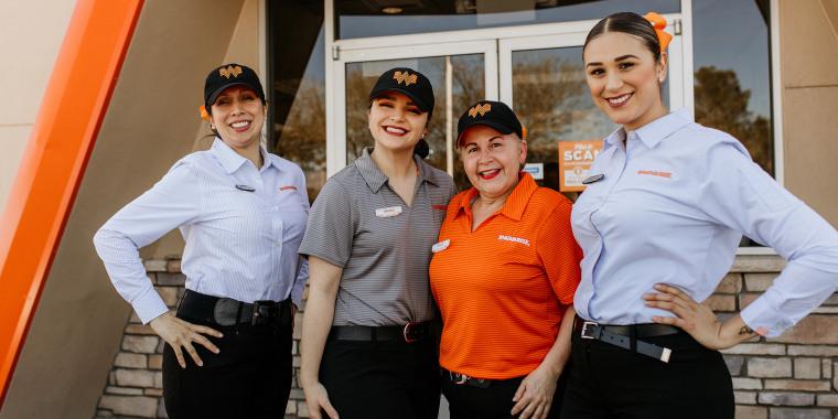 Texas-Based Whataburger Thanks Employees With $90 Million in Bonuses