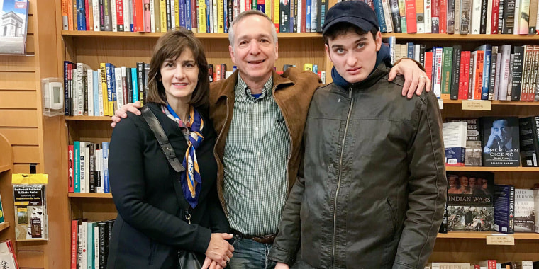 Owners of the Independent Book Store
