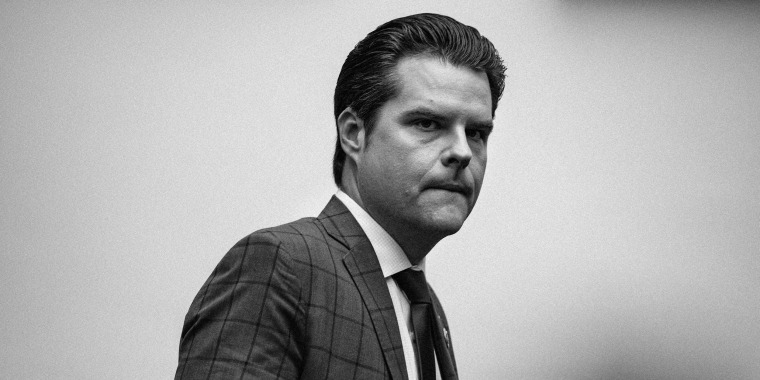 Image: Profile of representative Matt Gaetz