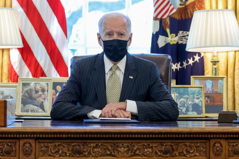 President Biden at the White House on Tuesday March 30,2021.