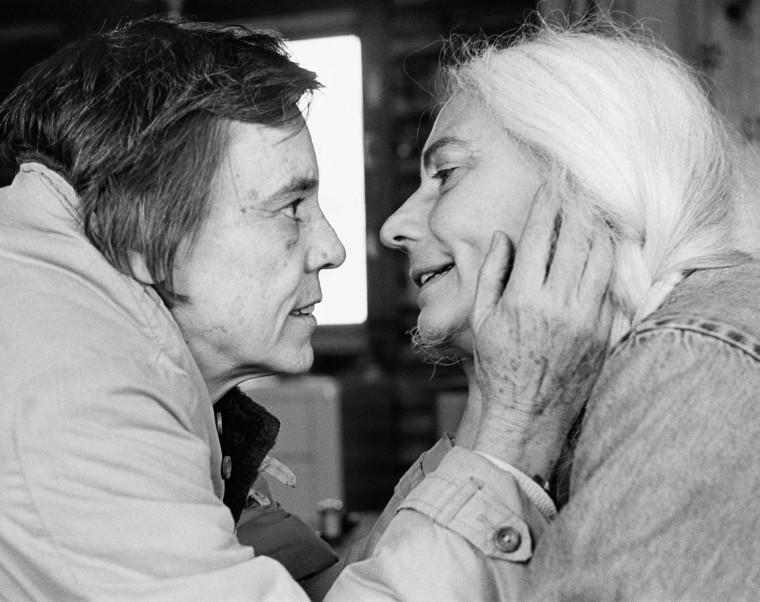 Pagan and Kady. Monticello, N.Y., 1978.