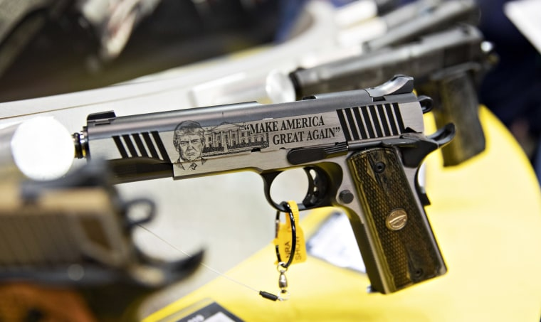 Image: The National Rifle Association Foundation Annual Meeting