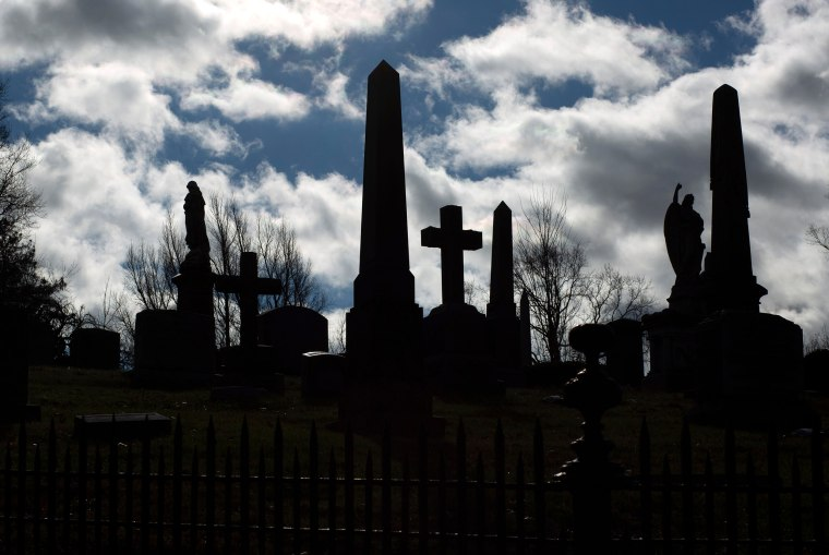 Image: Green-Wood Cemetery