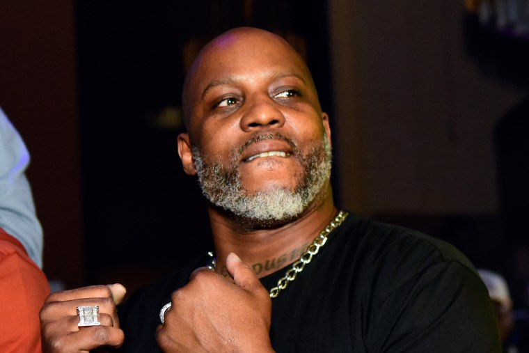 DMX attends a Party at Elleven45 Lounge on February 19, 2021 in Atlanta.