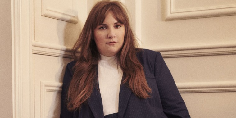 """I've wanted to create a plus-size collection ever since I settled into my adult (post-20s post-hysterectomy body) and started to really feel the gaps in the market,"" Dunham said."