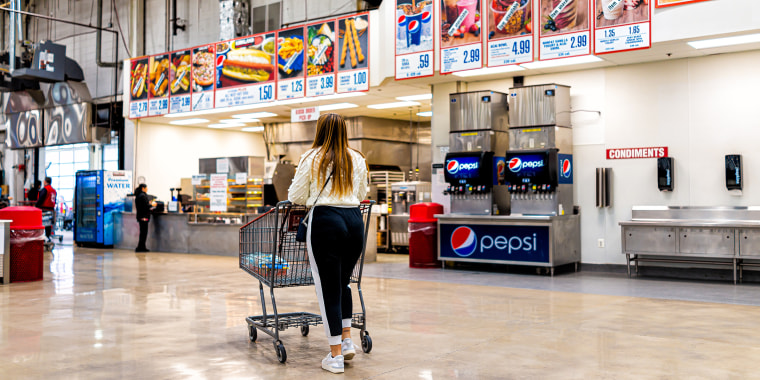 Costco customers have been eagerly awaiting the return of food court seating since it was shut down at the onset of the pandemic.
