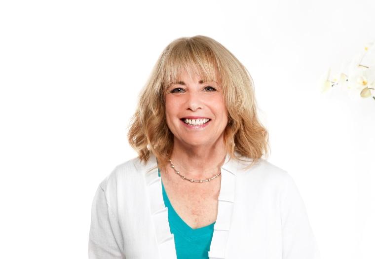 Executive career coach and author Bonnie Marcus.