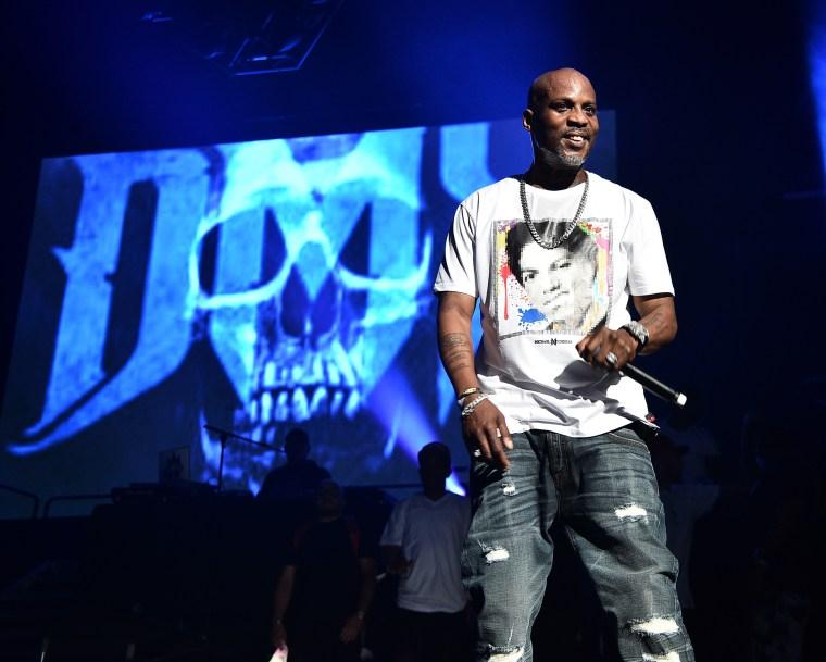 DMX, gravel-voiced rapper and actor, dies