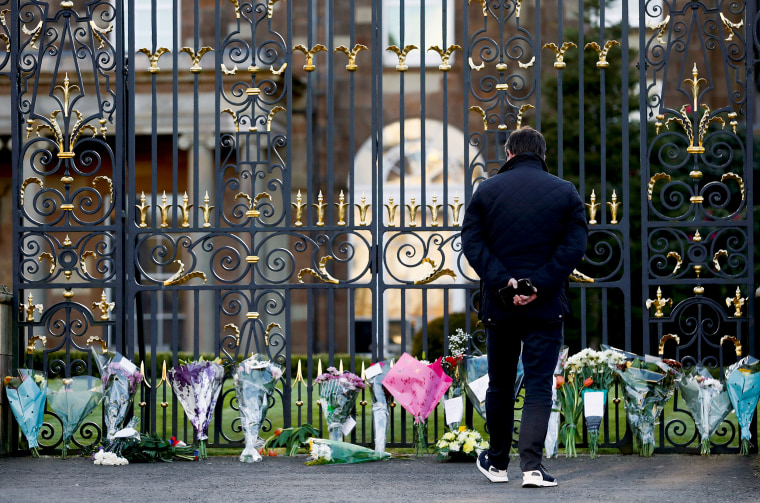 Image: Britain mourns the death of Prince Philip