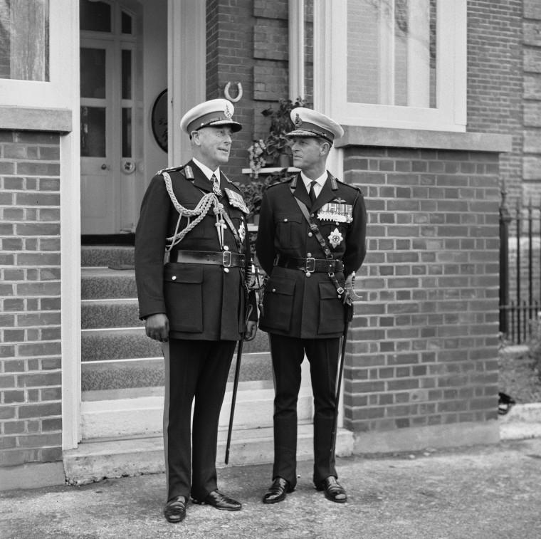 The Earl And The Duke